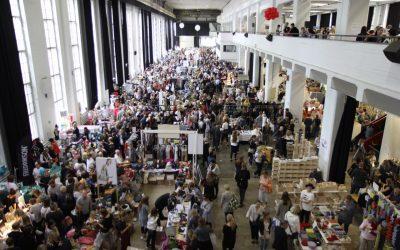DESIGN MARKET ja 30 000 hyvän muotoilun fania kokoontuvat Kaapelitehtaalle